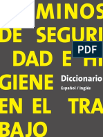 Osha Diccionario
