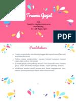 Referat Trauma Ginjal