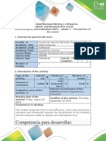 Activities guide and evaluation rubric - Phase 1 - Recognition of the course (2).docx