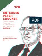 Como entender Peter Drucker