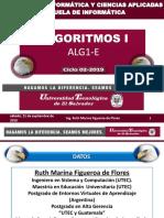 02- Generalidades de La Asignatura - Algoritmos I (2)