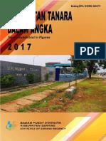 Kecamatan Tanara Dalam Angka 2017