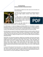 CV Carlos Cid Retamal