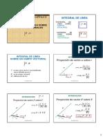 Integrales de Linea Sobre Campos Vectoriales (1)