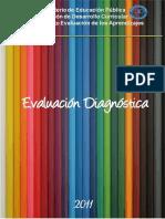 Evaluación Diagnóstica 2011 Conver