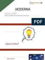 Webconfrencia Parte 1 Física Moderna (12!09!2019)