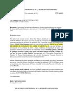 Convocatoria Alianzas 2019 2021 Formato Carta Intencion