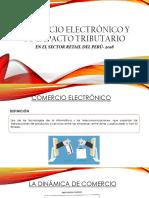 Comercio Electrónico y Su Impacto Tributario