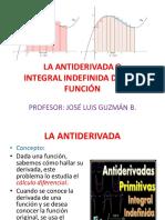 INTEGRALES MATEMÁTICA