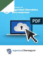 Consejos de Seguridad Cibernética Para Empresas