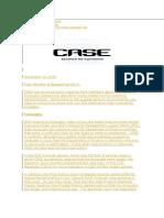 101112 CASE Update