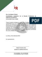 2. Carta de Aceptacion de La Empresa