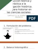 Introducción Teórica y Práctica a La Investigación Histórica