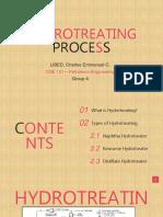 Hydrotreating Process