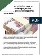 Estos Son Los Criterios Para La Indemnización de Perjuicios Morales en Eventos de Lesiones Personales _ Noticias Jurídicas y Análisis de Nuevas Leyes AMBITOJURIDICO.com