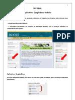 Tutorial Aplicativos Google Docs-Coordenadores - Versao Aluno