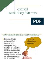 Ciclos biológicos