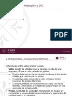 Presentación Fundamentos de Valoración y DFC