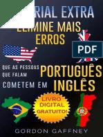 Elimine Mais Erros Que as Pessoas Que Falam Portugues Cometem Em Ingles 2018