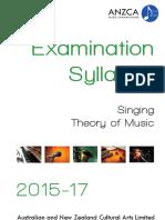 examination syllabus