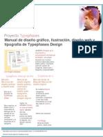 Manual de Diseno Grafico, Ilustracion Diseno Web y Tipografia (Typephases Design) 387 Pag