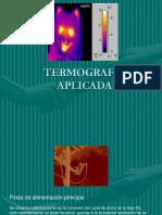 Termografía aplicada