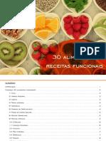 E-book 1 - 30 Alimentos e Receitas Funcionais