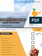 Jammu and Kashmir April 20181
