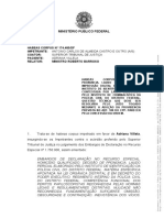 Parecer PGR HC 174400