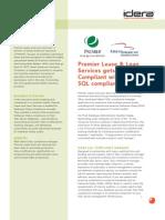 Case SQL Compliance Premier