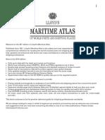 2014 Lloyds Maritime Atlas