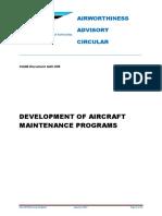 Development of Aircraft Maintenance Programs.pdf