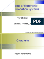 Radio Transmitter Chapter 8 Frenzel