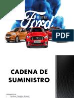 Cadena de Suministro-Ford