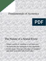 Fund Acoustics.ppt