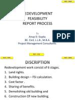 Redevelopment Project Conceptualisation Process 1