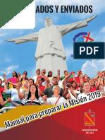 Manual para la misión 2019, Arquidiócesis de Cali