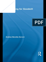 Andrea Beretta Zanoni - Accounting for Goodwill (Routledge Studies in Accounting) (2009)