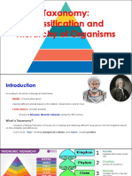 Taxonomy_ Classification and Hierarchy of Organisms