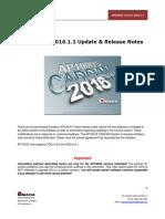AP100US 2016.1.1 Update Release