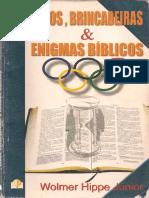 Wolmer Hippe Júnior - Jogo, brincadeiras & enigmas bíblicos - (38) LIVROS DESCONHECIDOS DA BIBLIA.pdf