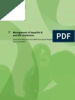 Management HIV koinfeksi Hepatitis B