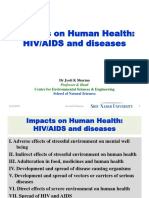 Ppt  4 Ccc704 Hiv Aids Diseases