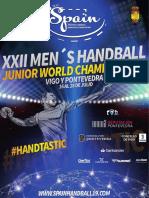 Guia Oficial Campeonato Del Mundo Espana 2019