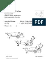POMPA DE SAPA  - M740  M.V.pdf