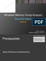Accelerated Memory Dump Analysis Version4 Public