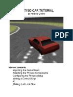 Car Tutorial