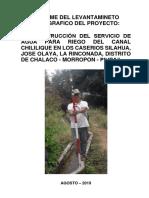 1. Informe_levantamientotopograficio