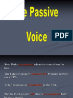Voix Passive