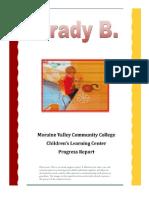 CLC Project Report Sample